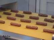 Fourth part of chocolate making