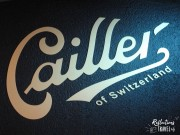 Cailler - Oldest chocolate house in Switzerland