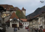 Town of Gruyères