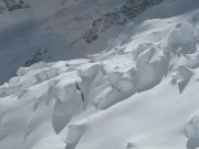 Glaciers from Jungfraujoch