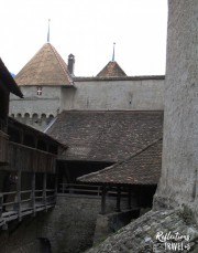 Castle-fortifications