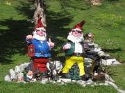 Garden gnome, Mürren