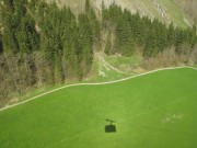 Cable car to Stechelberg