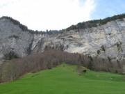 Scenery near Stechelberg