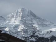 Jungfrau peak from Mürren