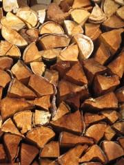 Wood store, Mürren