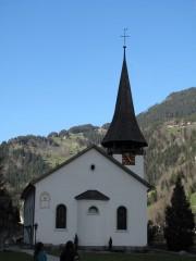 Village church, Lauterbrunnen