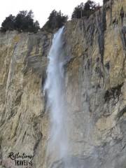 Staubbach Falls, Lauterbrunnen