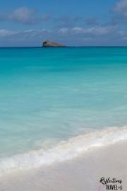 Bahia Gardner, Isla Espanola