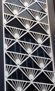 Detail on building in Market Street