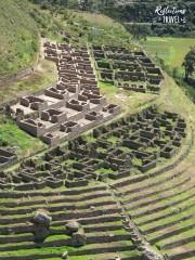 Patallaqta, Inca Trail