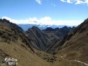 View from Warmi Wanusqa (Dead Woman's Pass)