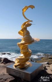 he Statue of Mad Liberty by Wang Kaifang