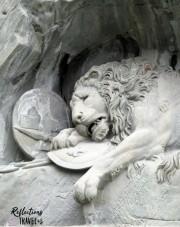 Lion Monument (Löwendenkmal)