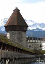 Tower and Chapel Bridge (Kapellbrücke)