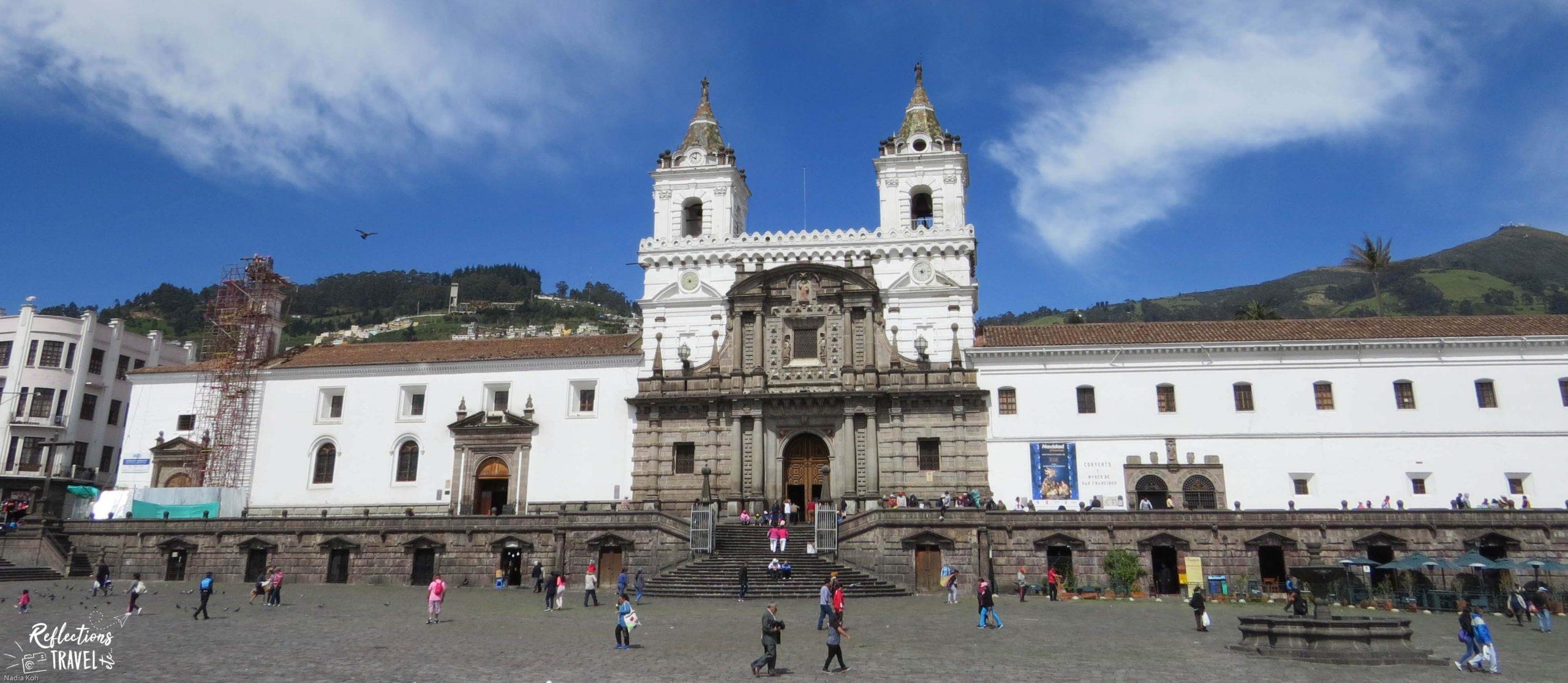 Ecuador: Quito City