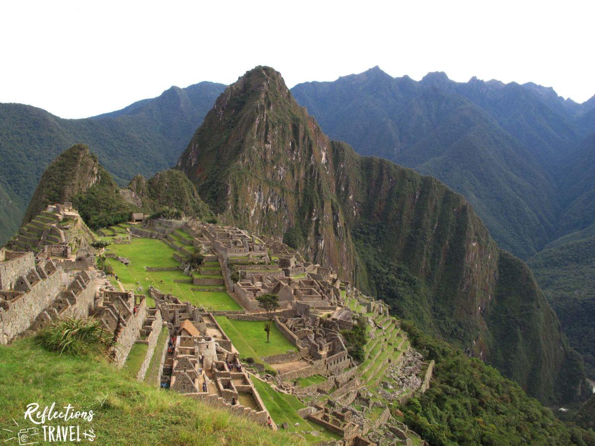 Peru: Hiking the Inca trail to Machu Picchu