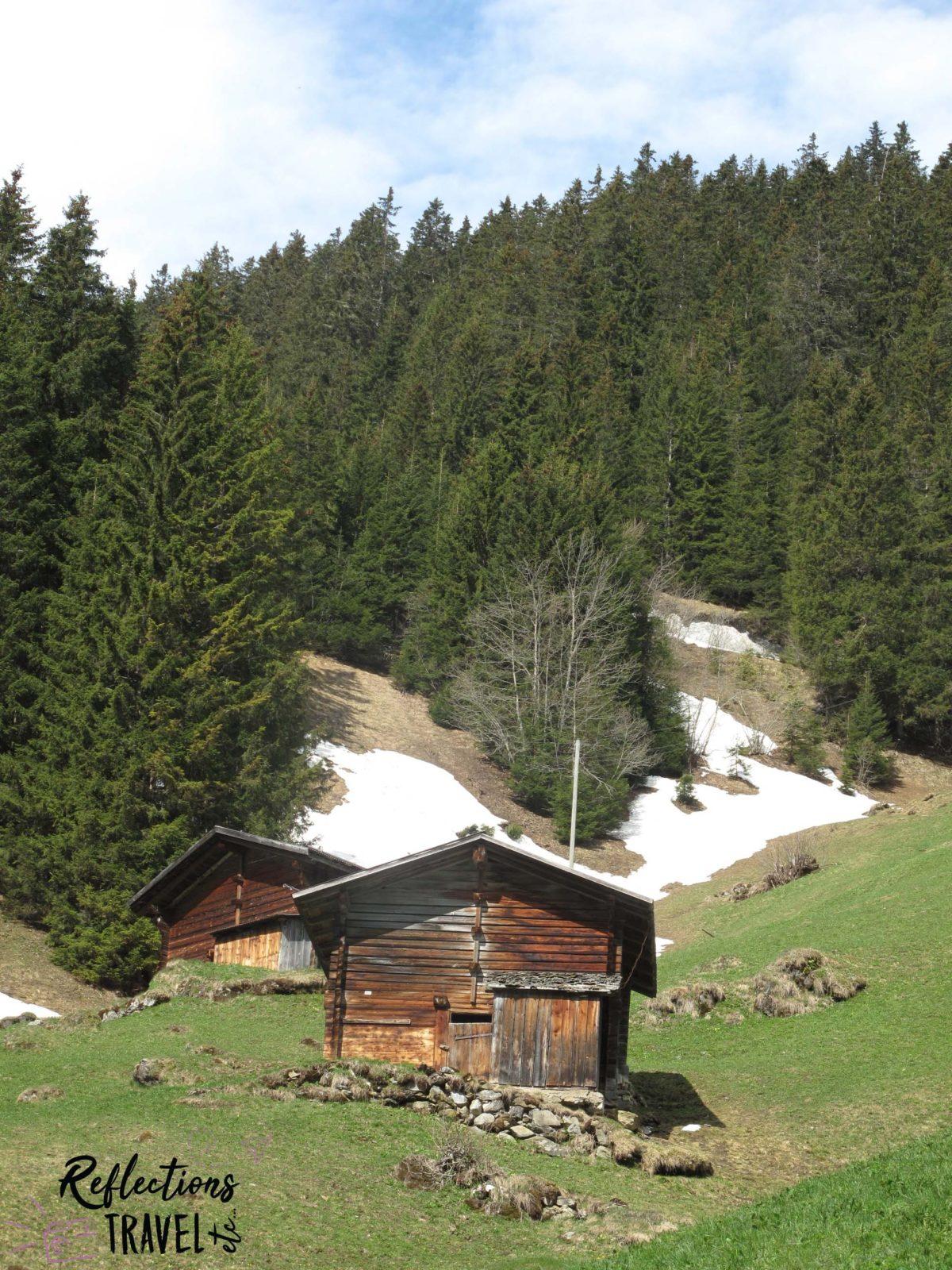 Switzerland: Scenery and Food